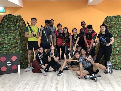 Ninja Tag HQ