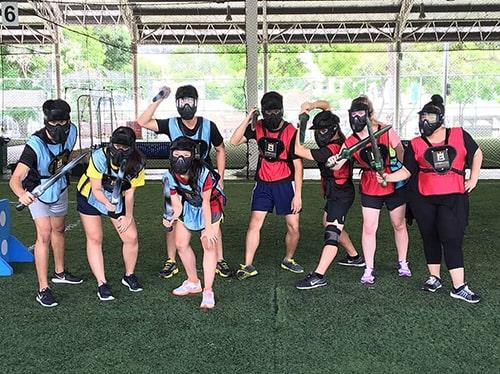 Ninja Tag Clients